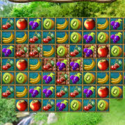 Fruit Match Puzzle
