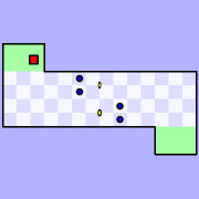The World's Hardest Game …
