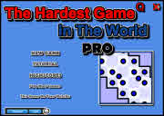The World's Hardest Game …