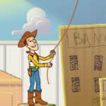 Toy Story - Woody to the …