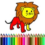 BTS Lion Coloring Book – Oboji Lava