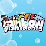 Rainbow Fish Coloring