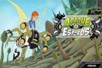 Ben 10 - Spore Attack