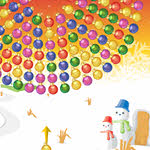 Bubble Shooter Christmas Wheel