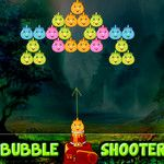 Bubble Shooter Dino
