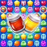 Candy Burst tri u nizu