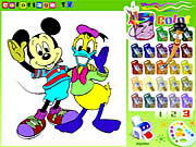 Disney Coloring Book