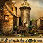 Escape From Edoras Castle
