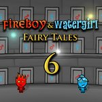 Fireboy and Watergirl 6: Fairy Tales