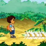 Go Diego Go: Rain Forest Adventure