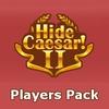 Hide Caesar 2 Player's Pack