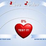 Love Tester – Ljubavni kalkulator