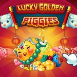 Lucky Golden Piggies