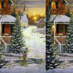 Magic Christmas 5 Difference