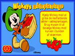 Mickey Mouse – Apple Plantation