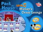 Mickey Mouse - Crazy Lounge