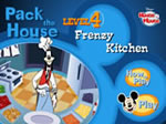 Mickey Mouse – Frenzy Kitchen