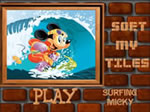 Mickey Mouse - Sort My Tiles Surfing