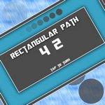 Rectangular Path