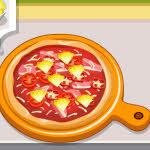 Summer Pizza Hawai