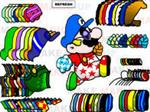 Super Mario Dress Up
