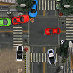 Supercars Rain Parking
